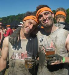 Tougher Mudder 2013